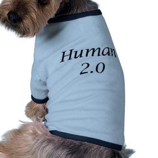Human2.0 Ringer Dog Shirt