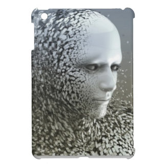 Human Abstract Art Cover For The iPad Mini