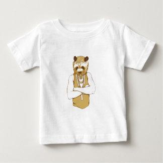 human bear with tongue baby T-Shirt
