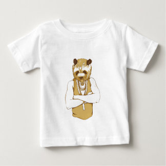 human bear with tongue baby T-Shirt