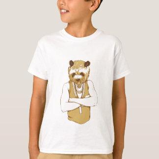 human bear with tongue T-Shirt