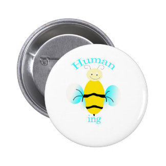 Human Being Buttons