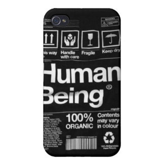 human being iPhone 4/4S cases