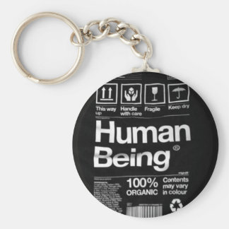 human being keychains
