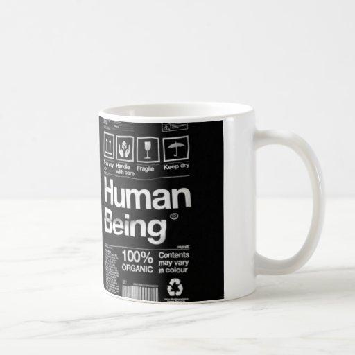 human being coffee mugs