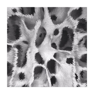 HUMAN BONE CELL ARTISTIC WRAPPED CANVAS