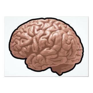 Human Brain Invitations