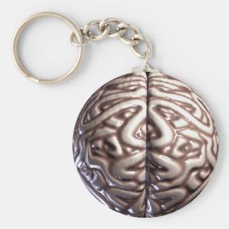 Human Brain Keychains