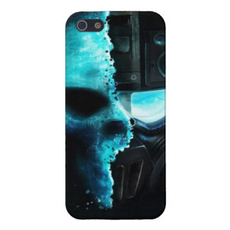 Human Cyborg iPhone Case iPhone 5/5S Cases