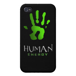 Human Energy Drink iPhone 4 Cover