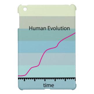 Human Evolution Graph vector iPad Mini Cover