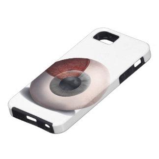 Human Eye Anatomy Art - iPhone 5 Protective Case