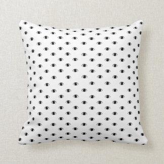 Human eye cushion