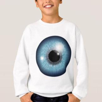 Human Eyeball Sweatshirt