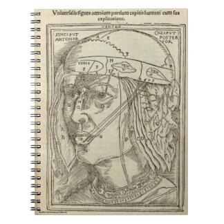 Human Head Notebooks