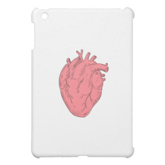 Human Heart Anatomy Drawing Case For The iPad Mini