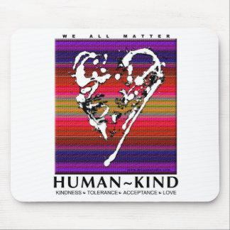 Human-Kind MousePad