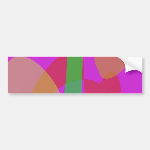 Human Logic Bumper Stickers