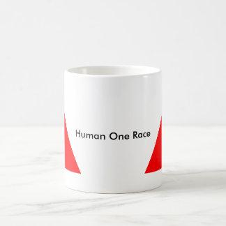Human One Race The MUSEUM Zazzle Gifts Mug
