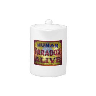 Human Paradox Alive
