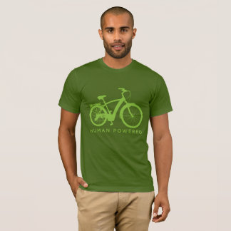 """Human Powered"" T-Shirt"