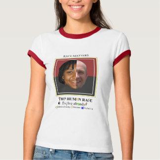 human race tee shirt
