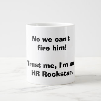 Human Resource HR Rockstar Mug