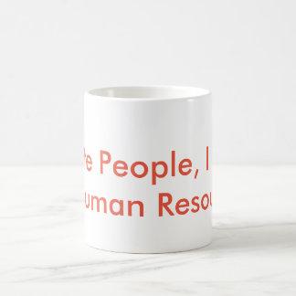 Human Resources Humor Mug