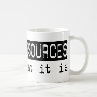 Human Resources It Is Coffee Mug