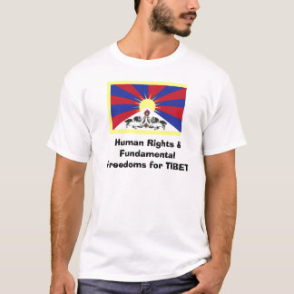 Human Rights & Fundamental Freedoms for T... T-Shirt