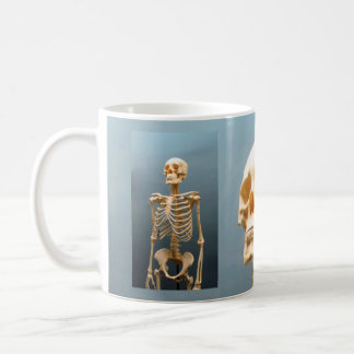 Human Skeleton Mug