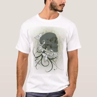human skull shirt