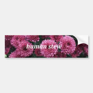 Human Stew Bumper Sticker