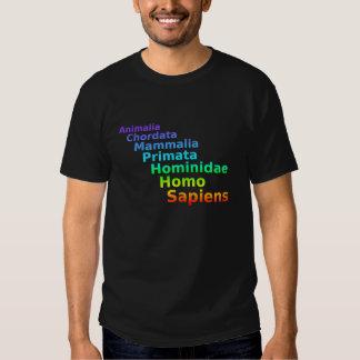 Human Taxonomy T-Shirt
