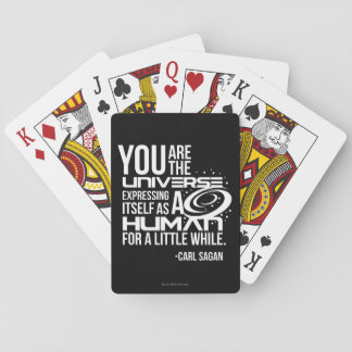 Human Universe Playing Cards