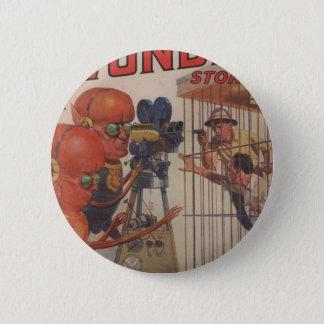 Human Zoo 6 Cm Round Badge