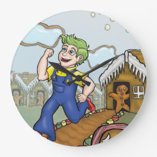 Humanbreadman Clock