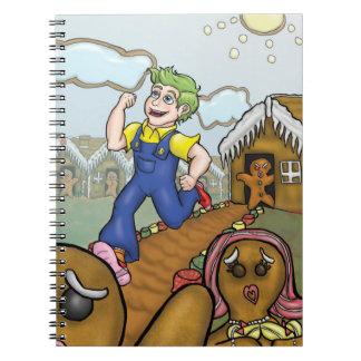 Humanbreadman Notebook