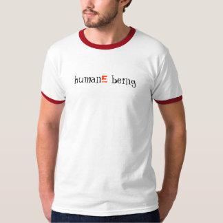 humane being shirts