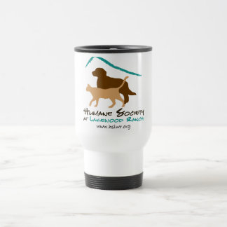 Humane Society at Lakewood Ranch logo travel mug