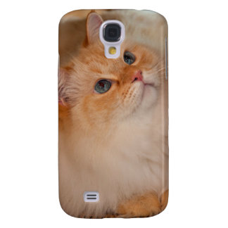 Humane Society cat Samsung Galaxy S4 Cover