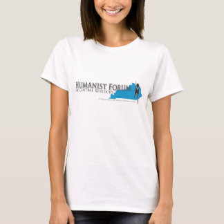 Humanist Forum of Central KY Fitted Light T-shirt