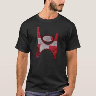 Humanist symbol Schweiz, Suisse, Svizzera, Svizra T-Shirt