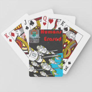Humans Erased Vol 1 Deck of Cards