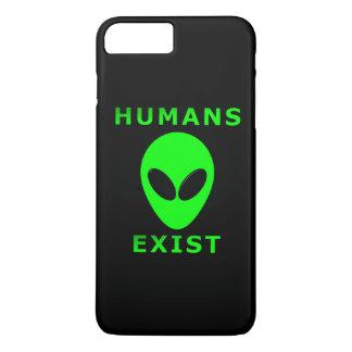 Humans Exist iPhone 7 Plus Case