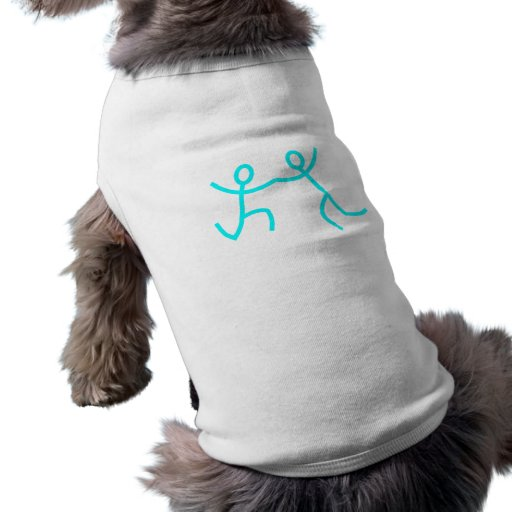 Humans humanly beings doggie shirt