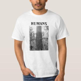 Humans. T-Shirt