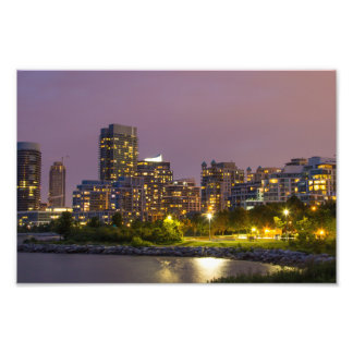 Humber Bay Condominiums Photo Art