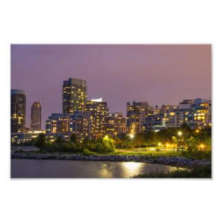 Humber Bay Condominiums Photo Print