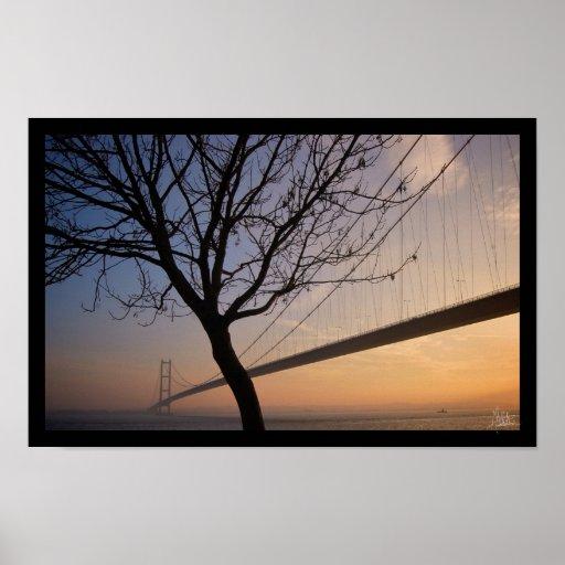 Humber Bridge #4 [Print]